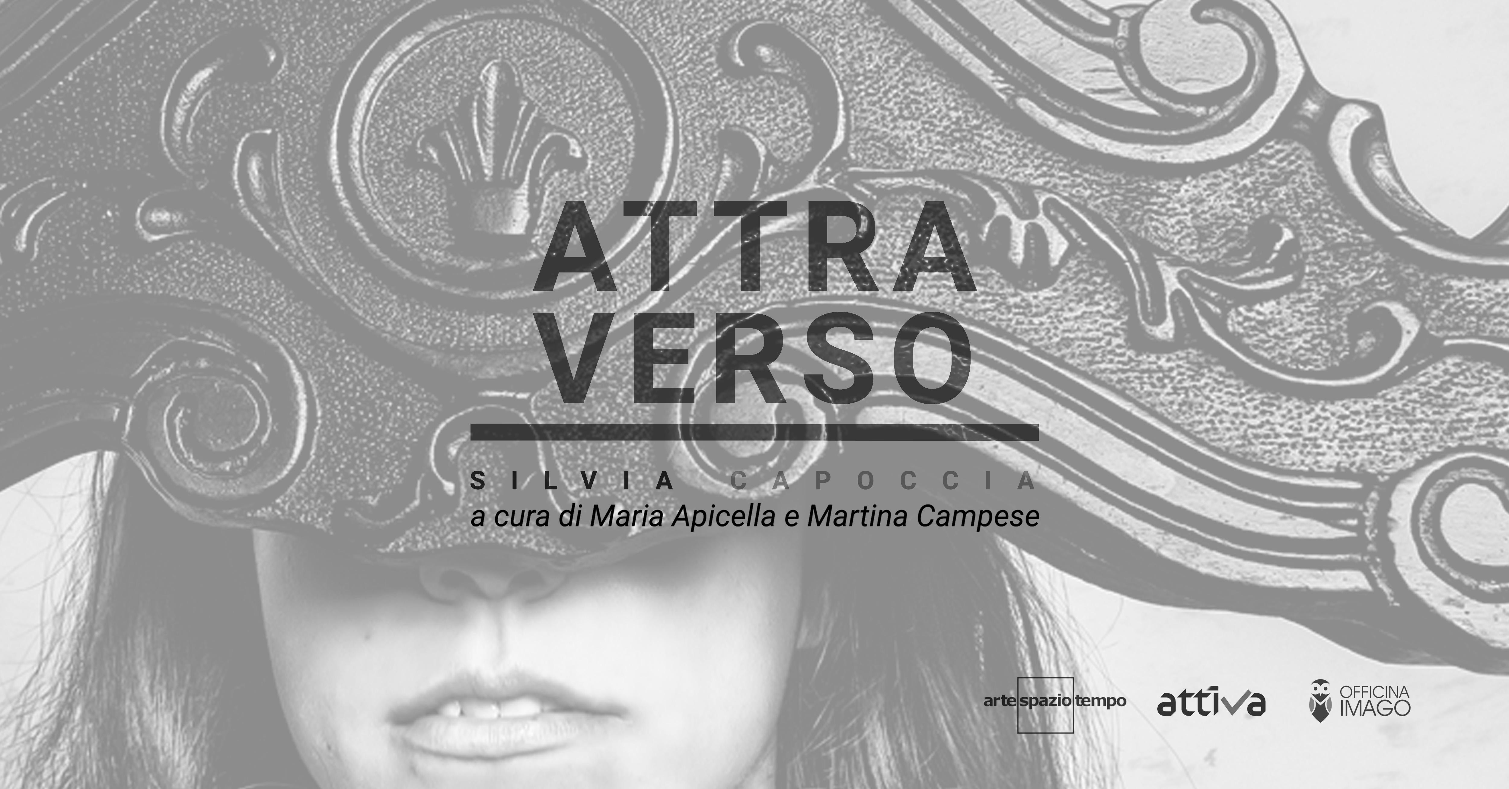 Copertina Facebook - ATTRAVERSO - Silvia capoccia